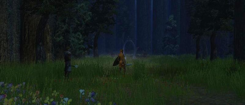 Betrayal forest screenshot